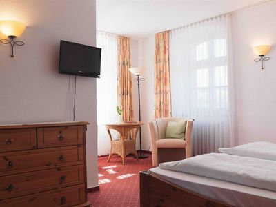 Photo for Double room with shower - Landhotel Hohmann