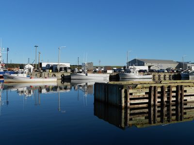 Photo for Vacation home on the water in the beautiful Acadian region of Cheticamp