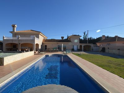 Photo for Marvellous detached finca with large swimming pool and unobstructed view of Mar Menor