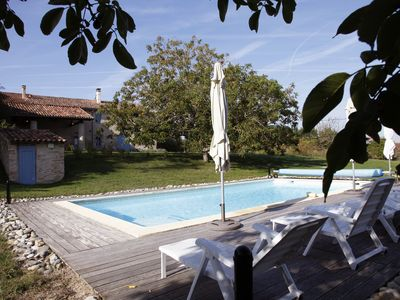 Photo for Character cottage in Cuq-Toulza (Tarn), near Toulouse, Albi, Carcassonne