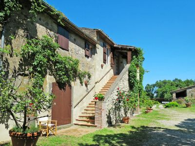 Photo for Apartment Podere Sant'Antonio (BOL210) in Lago di Bolsena - 4 persons, 2 bedrooms
