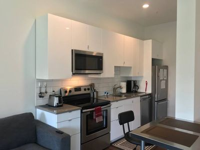 Photo for Longwood Medical Area walking distance apartment!