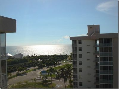 Photo for Penthouse Studio Great View of Canals, and Gulf of Mexico, 5 min walk to beach!