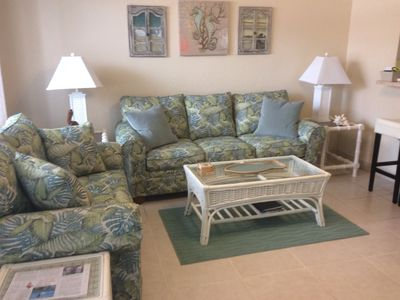 Photo for $105/night ; AUG& SEPT!!!   RIGHT ON THE BEACH!  AWESOME CONDO!!!!