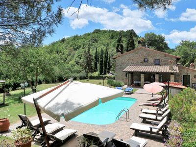 Photo for Vacation home Podere Il Castello (ARZ120) in Arezzo - 10 persons, 5 bedrooms