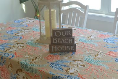 Welcome to our beach house!