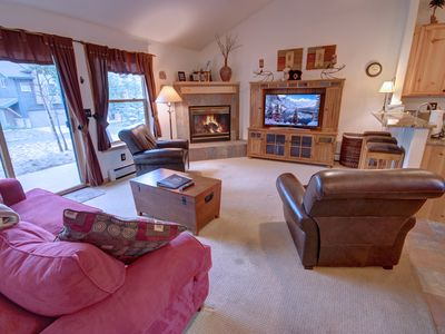 Photo for Snake River 42 Ground Floor 2Bdrm Townhome by Summitcove Lodging