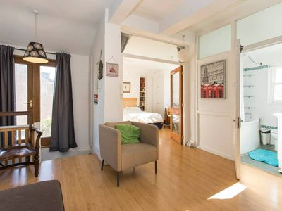 Photo for Three Bed Sunny, Airy Penthouse in Hampstead