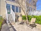 3BR Townhome Vacation Rental in Ocean View, Delaware