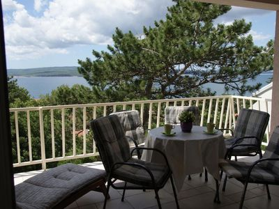 Photo for Holiday apartment Selce for 4 - 5 persons with 2 bedrooms - Holiday apartment