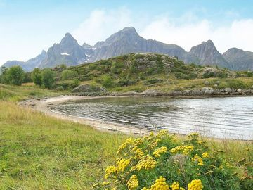 Apartment Lofoten 1  in Digermulen, Northern Norway - 5 persons, 2 bedrooms