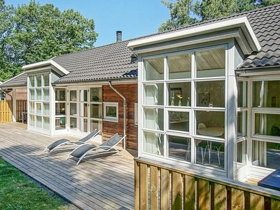 Photo for Quaint Holiday Home with Indoor Whirlpool at Hasle Bornholm