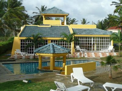 Photo for Baywatch. Undoubtedly the most spectacular oceanfront villa on Cabarete Bay!