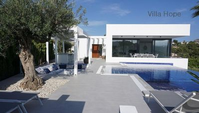 Photo for Villa Hope is the holiday home of the ordinary, stunning sea views