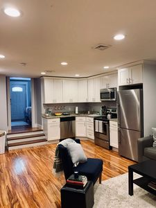 Photo for Wonderful 1 Bedroom Garden Apartment in South Boston