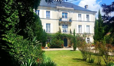 Photo for Le Chateau, 8 bedrooms