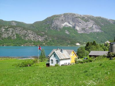 Photo for Vacation home Ikjefjord (FJS219) in Bjordal - 6 persons, 3 bedrooms