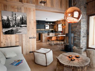 Photo for Chalet Amanvesa - Cosy chalet, near to the center