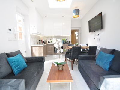 Photo for Chic 2-Bedroom Apartment in the heart of Camden by City Stay London