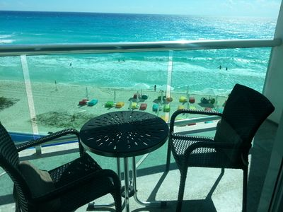 Photo for CANCUN CLUB ZONE CONDO WITH RESORT AMENITIES