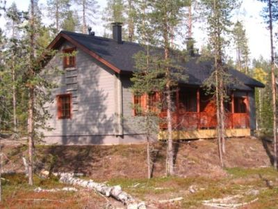 Photo for Vacation home Vanamokuja 1 as 2 in Ylläsjärvi - 6 persons, 1 bedrooms