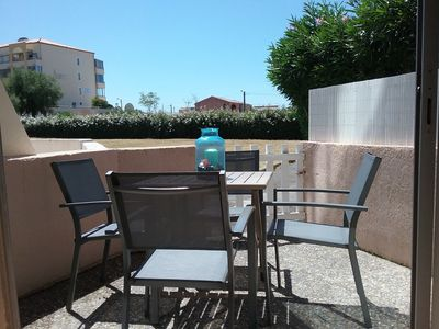 Photo for 1BR Apartment Vacation Rental in Frontignan, Occitanie