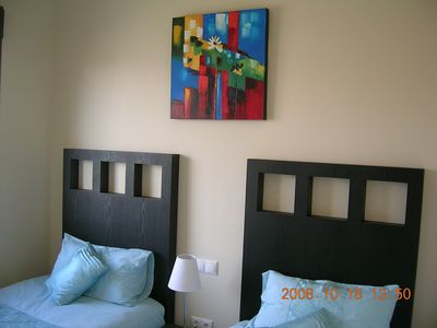 Bedroom 2 - Twin Beds With Option of One Double