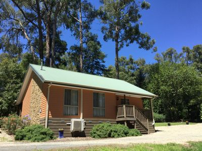 Photo for Redgum Cottage + Spa - Emerald Creek Cottages