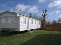 Lovely homely caravan with every thing you need