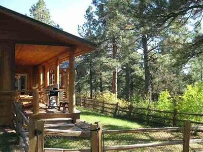 Photo for Incredible Forest Views at 498 Capitan
