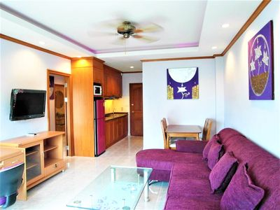 Photo for Super 1 bed condo View Talay 1