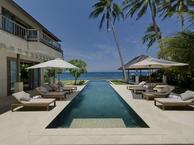 Photo for Luxury 4 Bedroom Villa3 Waterfront - Candidasa;