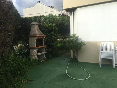 Photo for Moledo garden 3 bedrooms, good areas, and with large outdoor space