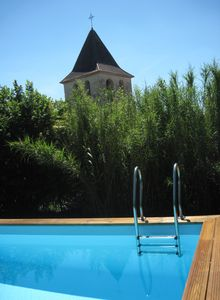 Photo for Pretty House, Peaceful, Private Garden With Heated Pool & Summer Kitchen