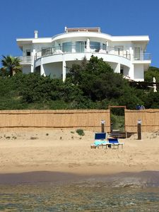 Photo for IL SOLE, APARTMENT ON THE SEA IN VILLA IN SABAUDIA
