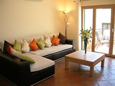 Photo for Luxurious Apartment with Sea / Country Views 5 mins walk from beach
