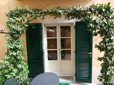Photo for Nice apartment for 2 guests with A/C, WIFI, TV and panoramic view