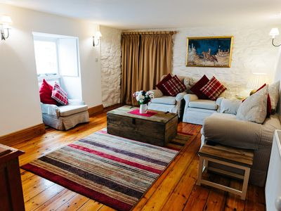 Photo for Ty Canol, Relaxing Character Cottage - nr. Abereiddy Beach (sleeps 2-5)