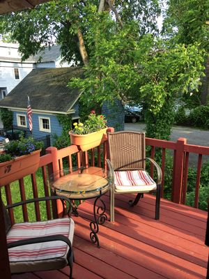 Photo for ***LOVELY 1 BEDROOM TRACK RENTAL DOWNTOWN SARATOGA ***