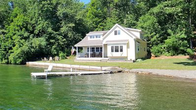 Photo for Crane Cove  Enjoy 125' of Gorgeous Waterfront, Large Level Yard, Private Setting