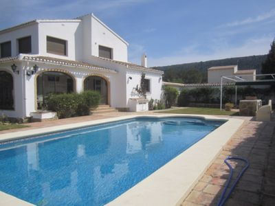 Photo for Villa in Javea, Few Minutes From Javea Golf Course Peaceful Location
