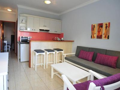 Photo for Don Diego apartment in Playa del Inglés with WiFi, shared terrace, shared garden & lift.