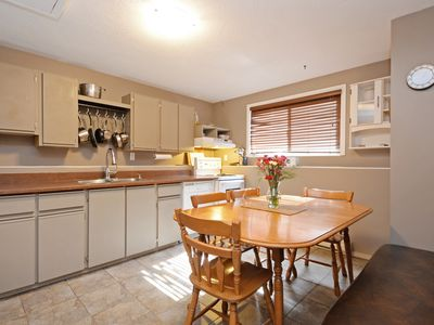 Photo for PRIVATE GARDEN & BBQ WITH YOUR BRIGHT 2 BDRM SUITE & PARKING