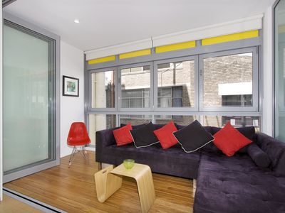 Photo for Executive 1BR Darlinghurst Apartment with New York Laneway Feel