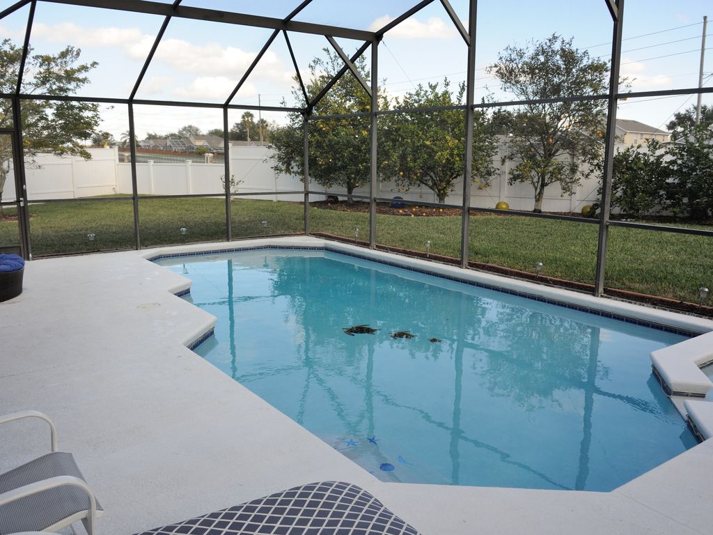 Renovated + Large Fenced Yard + Private Pool + Secluded + Hot Tub + ...