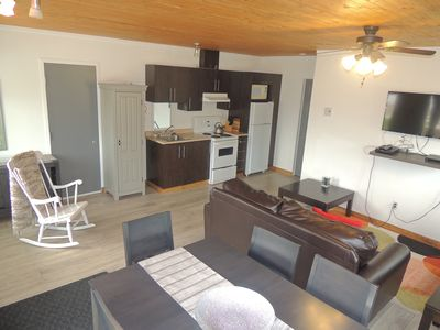 Photo for Le Gabriel chalet with one bedroom