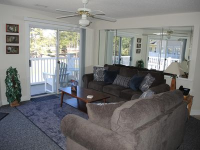 Photo for Full Kitchen, 2 Bedrooms, 2 Bathrooms, Golf Resort, Close to Beach in Calabash, NC(1607)