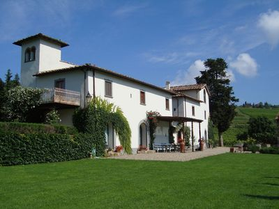 Photo for Villa Rignana In Greve in Chianti - Tuscany