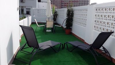 Photo for Apartment with large terrace