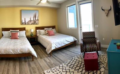 """Photo for """"The Santa Fe"""" Studio apt*Little Italy *2Beds*Minutes to Downtown"""